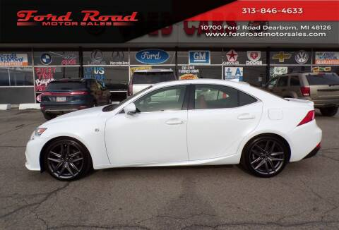 2015 Lexus IS 250 for sale at Ford Road Motor Sales in Dearborn MI