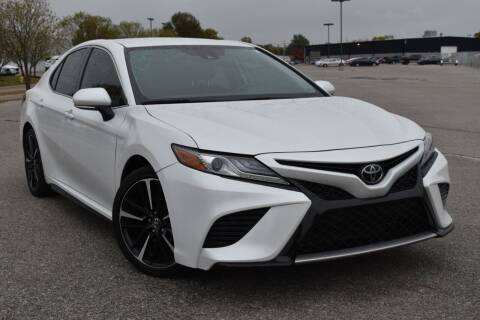 2019 Toyota Camry for sale at Big O Auto LLC in Omaha NE