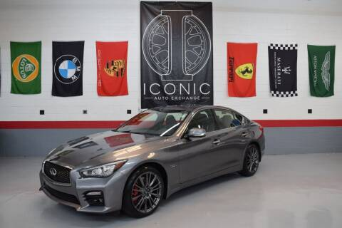 2017 Infiniti Q50 for sale at Iconic Auto Exchange in Concord NC