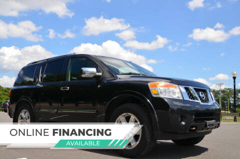 2010 Nissan Armada for sale at Lenders Auto Group in Hillside NJ