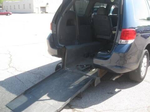 2010 Honda Odyssey for sale at ELITE AUTOMOTIVE in Euclid OH