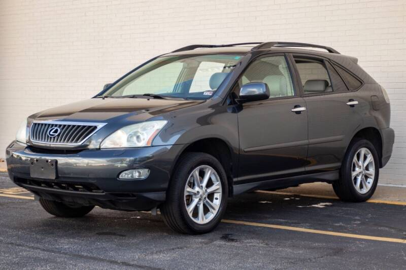 2008 Lexus RX 350 for sale at Carland Auto Sales INC. in Portsmouth VA
