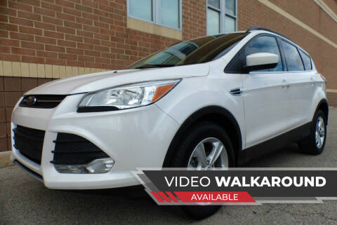 2016 Ford Escape for sale at Macomb Automotive Group in New Haven MI