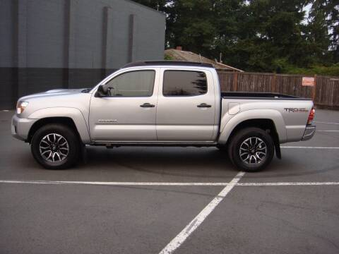 2013 Toyota Tacoma for sale at Western Auto Brokers in Lynnwood WA