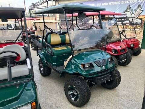 2012 Yamaha 4 Passenger Lift Electric 48V for sale at METRO GOLF CARS INC in Fort Worth TX