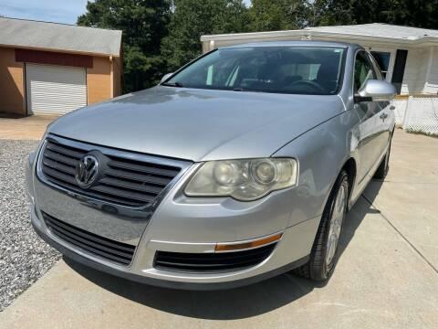 2008 Volkswagen Passat for sale at Efficiency Auto Buyers in Milton GA