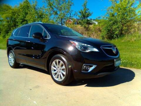 2019 Buick Envision for sale at MODERN AUTO CO in Washington MO