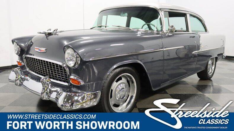 Used 1955 Chevrolet Bel Air For Sale In Jackson Ms Carsforsale Com