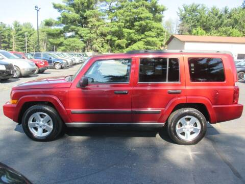 2006 Jeep Commander for sale at Home Street Auto Sales in Mishawaka IN