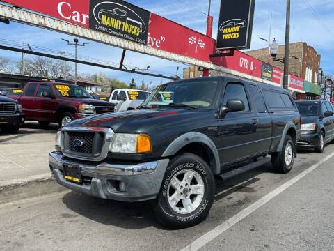 2004 Ford Ranger for sale at Manny Trucks in Chicago IL