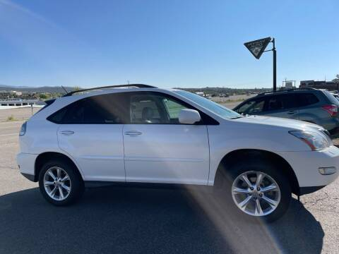 2008 Lexus RX 350 for sale at Skyway Auto INC in Durango CO