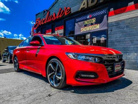 2019 Honda Accord for sale at Buy Here Pay Here Auto Sales in Newark NJ