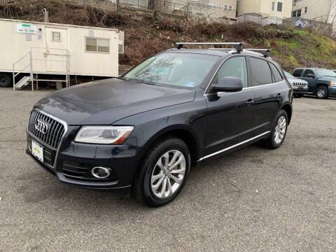 2014 Audi Q5 for sale at Crazy Cars Auto Sale in Jersey City NJ