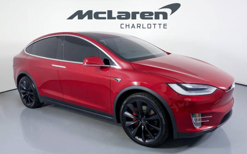 2019 Tesla Model X for sale in Charlotte, NC