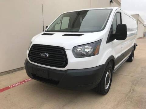 2015 Ford Transit Cargo for sale at CARS ICON INC in Rosenberg TX