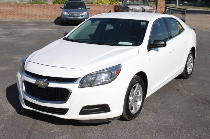 2014 Chevrolet Malibu for sale at Motor City Idaho in Pocatello ID