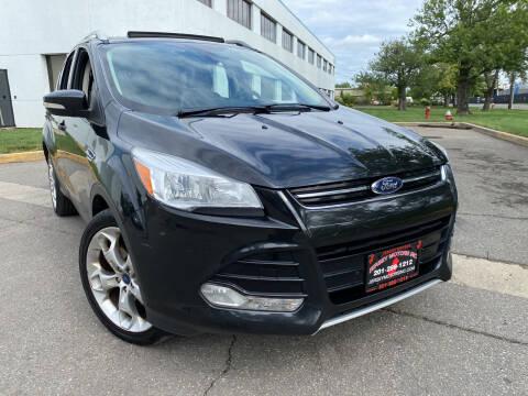 2014 Ford Escape for sale at JerseyMotorsInc.com in Teterboro NJ
