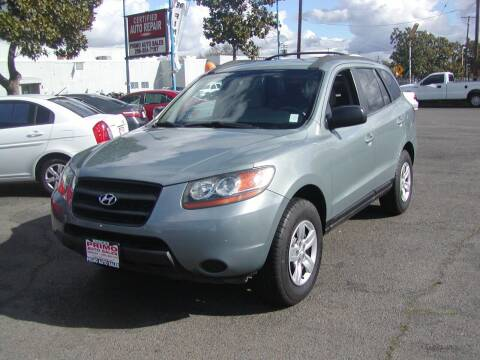 2009 Hyundai Santa Fe for sale at Primo Auto Sales in Merced CA