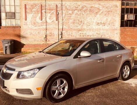 2014 Chevrolet Cruze for sale at Lincoln County Automotive in Fayetteville TN