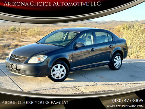 2009 Chevrolet Cobalt for sale at Arizona Choice Automotive LLC in Mesa AZ