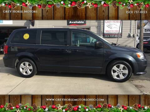 2013 Dodge Grand Caravan for sale at Grey Horse Motors in Hamilton OH