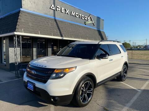 2014 Ford Explorer for sale at Apex Motors in Murray UT