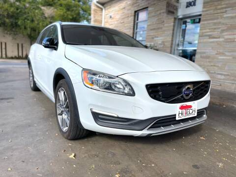 2017 Volvo V60 Cross Country for sale at Hi-Tech Automotive - Congress in Austin TX