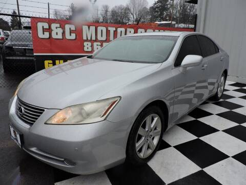 2008 Lexus IS 250 for sale at C & C Motor Co. in Knoxville TN