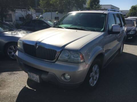 2003 Lincoln Aviator for sale at SoCal Auto Auction in Ontario CA