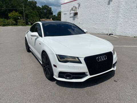 2013 Audi A7 for sale at LUXURY AUTO MALL in Tampa FL
