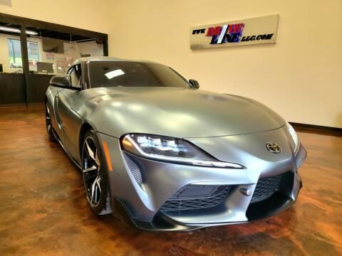 2021 Toyota GR Supra for sale at Driveline LLC in Jacksonville FL