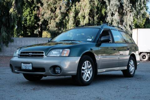 2001 Subaru Outback for sale at Sports Plus Motor Group LLC in Sunnyvale CA