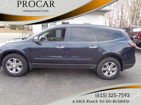 2017 Chevrolet Traverse for sale at PROCAR LLC in Portland TN