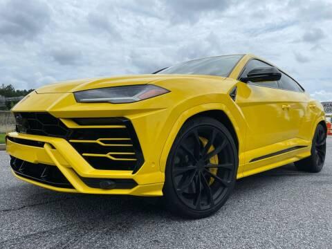 2020 Lamborghini Urus for sale at Legacy Motor Sales in Norcross GA