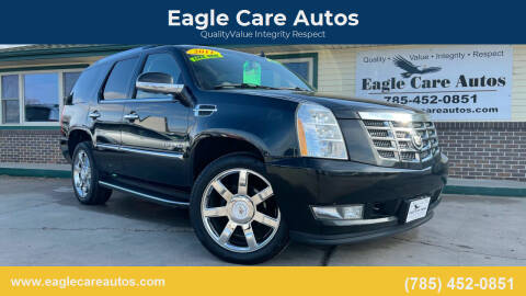 2011 Cadillac Escalade for sale at Eagle Care Autos in Mcpherson KS