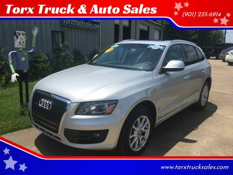 2010 Audi Q5 for sale at Torx Truck & Auto Sales in Eads TN