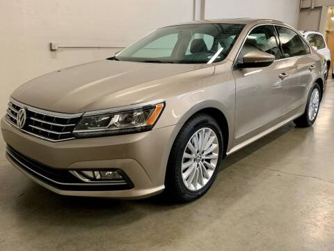 2016 Volkswagen Passat for sale at TOWNE AND COUNTRY MOTORS in Woodinville WA