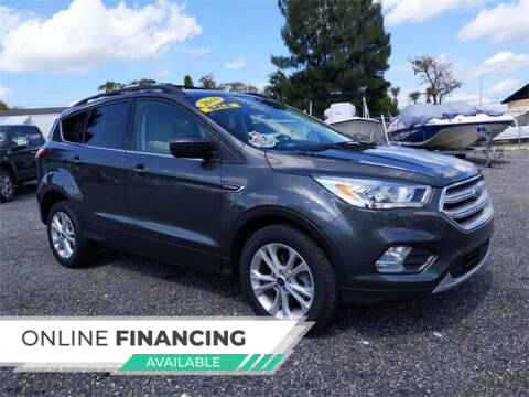 2018 Ford Escape for sale at Car Spot Of Central Florida in Melbourne FL