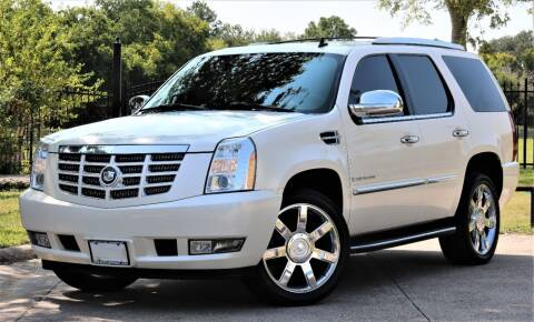 2007 Cadillac Escalade for sale at Texas Auto Corporation in Houston TX