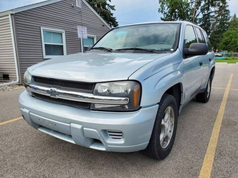 2008 Chevrolet TrailBlazer for sale at Affordable Auto Sales in Toledo OH