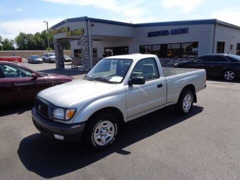 2004 Toyota Tacoma for sale at KARS R US of Spartanburg LLC in Spartanburg SC