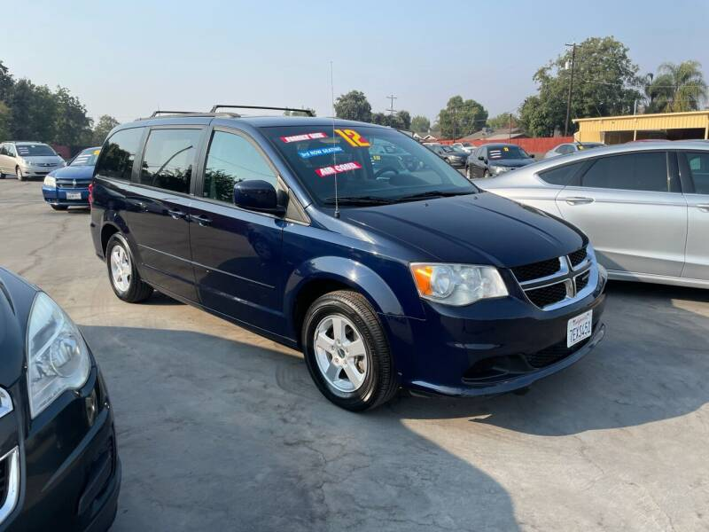 2012 Dodge Grand Caravan for sale at Mega Motors Inc. in Stockton CA