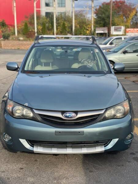 2011 Subaru Impreza for sale at Budget Auto Deal and More Services Inc in Worcester MA
