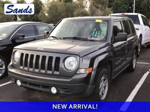 2017 Jeep Patriot for sale at Sands Chevrolet in Surprise AZ