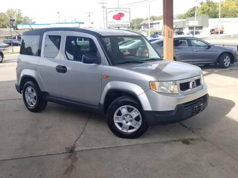 2010 Honda Element for sale at GLADSTONE AUTO SALES    GUARANTEED CREDIT APPROVAL in Gladstone MO