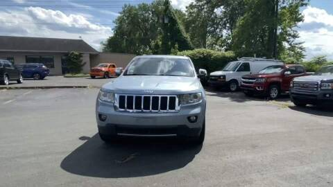 2012 Jeep Grand Cherokee for sale at Cj king of car loans/JJ's Best Auto Sales in Troy MI