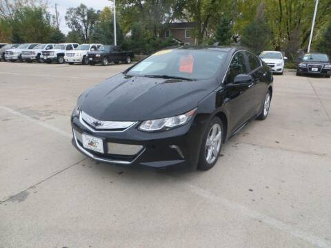 2017 Chevrolet Volt for sale at Aztec Motors in Des Moines IA