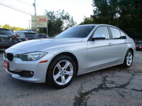 2013 BMW 3 Series for sale at AUTO STOP INC. in Pelham NH
