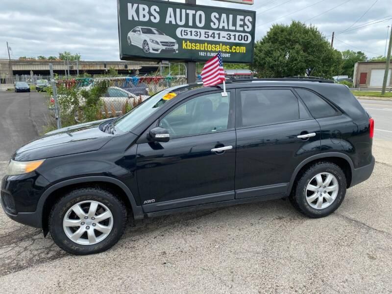 2012 Kia Sorento for sale at KBS Auto Sales in Cincinnati OH