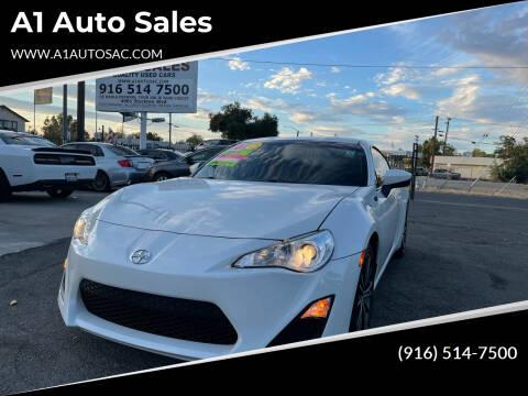 2016 Scion FR-S for sale at A1 Auto Sales in Sacramento CA